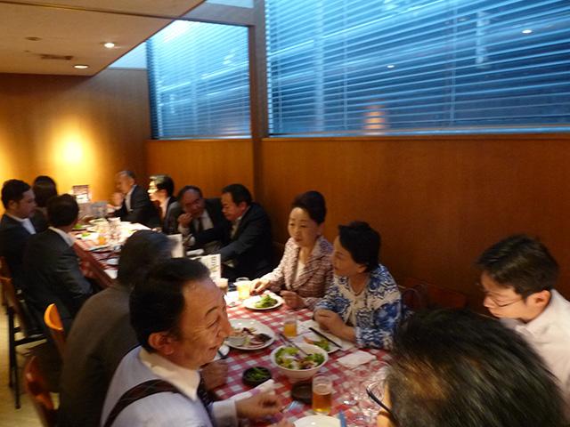 第5回 会員交流会(平成30年5月25日)