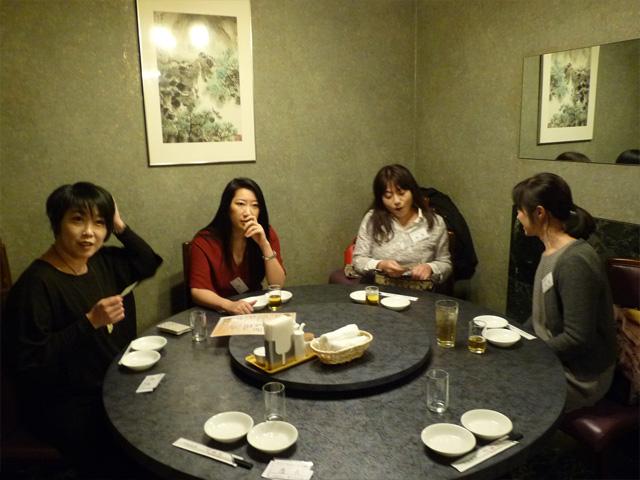 新年会&新入部会員歓迎会(平成29年2月3日開催)