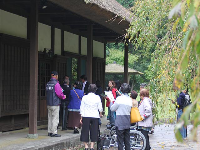 秩父宮記念公園&ヤクルト裾野工場見学